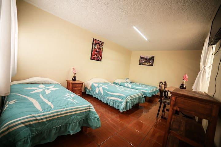 Habitacion privada 4 Atemajac, Zapopan