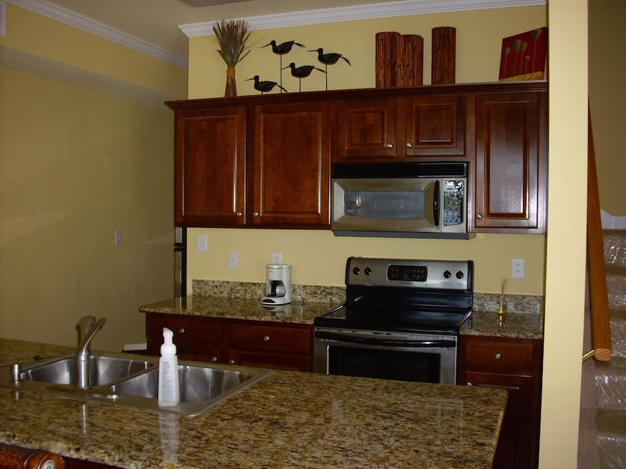 1 or 2 Kitchens