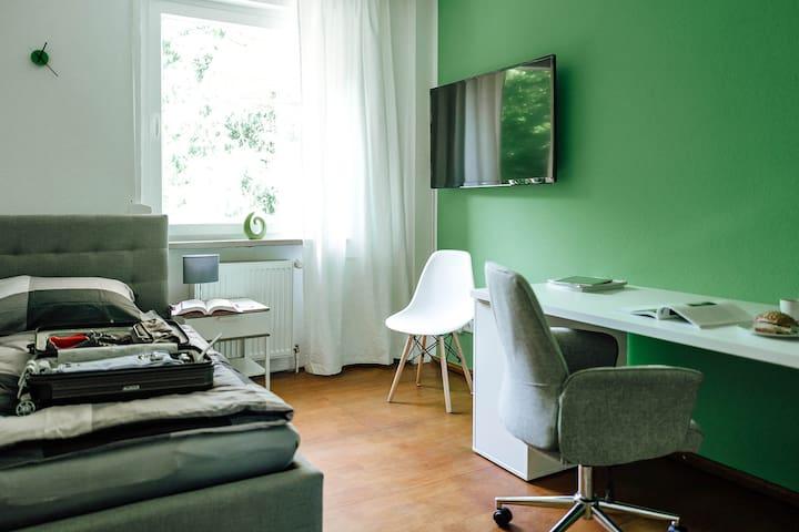 Ruhiges Zimmer direkt an der TA Hameln (Nr. 4)