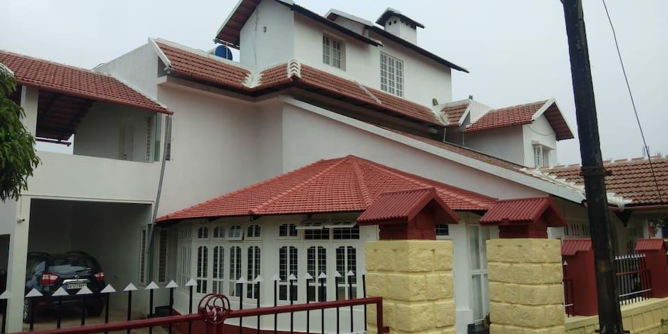 Rajathagiri homestay