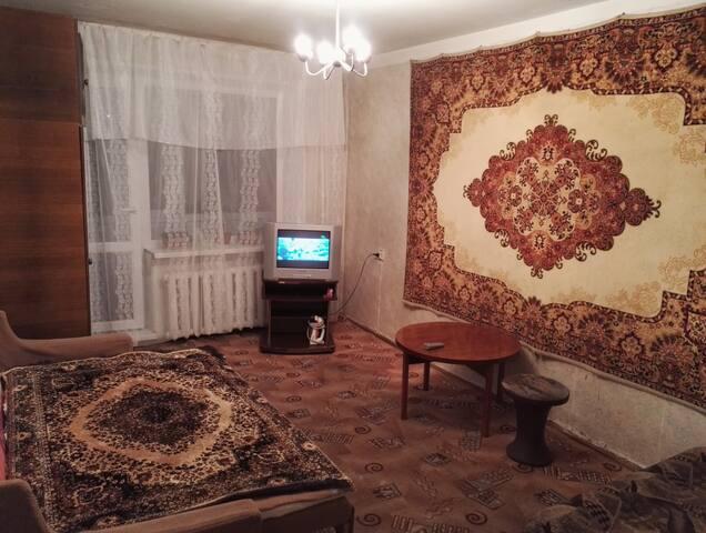 Б-р Рыбацкой Славы 5 (3 этаж) 1 ком квартира - Petropavlovsk-Kamchatskiy - Appartement