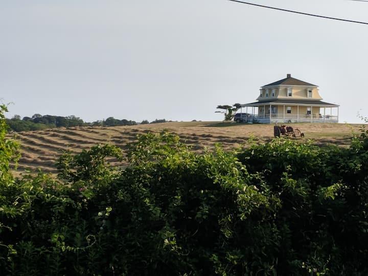 The Historic MacGregor House on Block Island