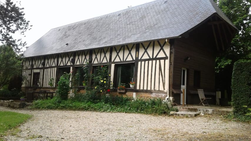 Cottage 2 in the Heart of Normandy
