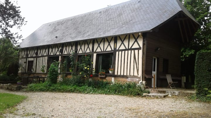 Cottage 2 au coeur de la Normandie