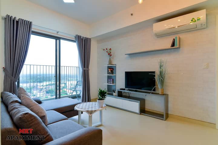 T5-MRT River View Apartment Masteri Thao Dien