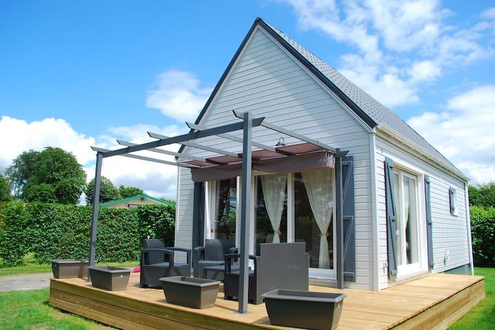 Cottage en Parc Résidentiel de Loisir - Normandie