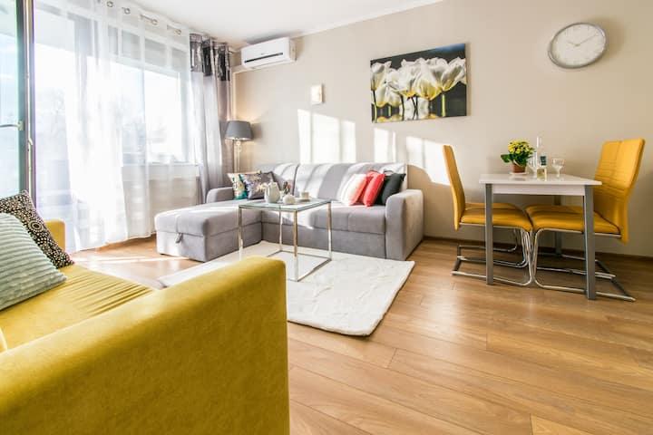 Apartament Bonda-Granitica z klimatyzacją Zakopane