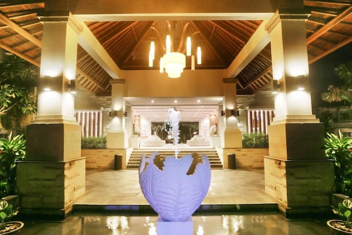 Cozy Double Or Twin Premier At Nusa Dua-Tanjung Benoa