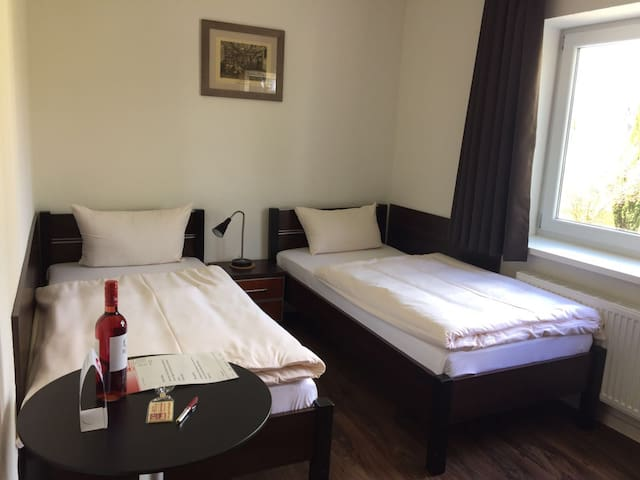 MY-BED Hamburg - Гамбург - Квартира