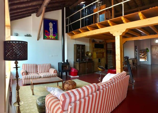 La Seca_Loft rural