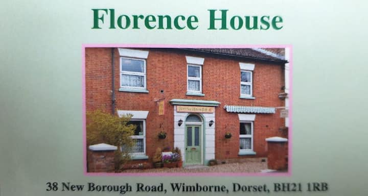 Florence House - A home from home