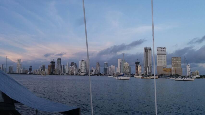 Camarote en velero Cartagena - Cartagena - Boat
