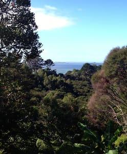 Auckland - Artzy in Titirangi - Auckland - Bed & Breakfast