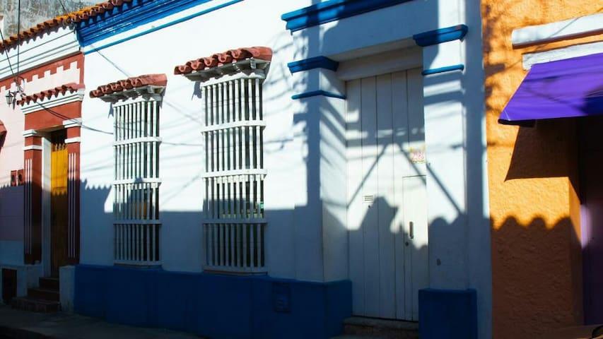 Habitación privada en getsemani