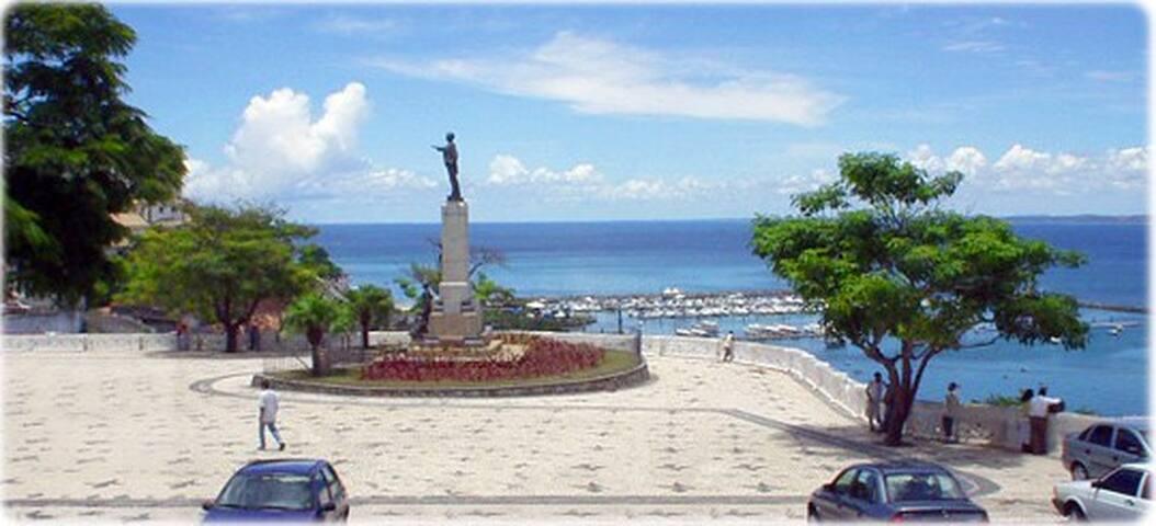 Quarto privado | centro histórico de Salvador