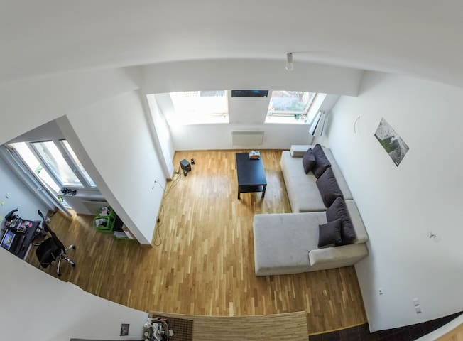 COZY APARTMENT for Short Term Rent - Skopje - Lägenhet