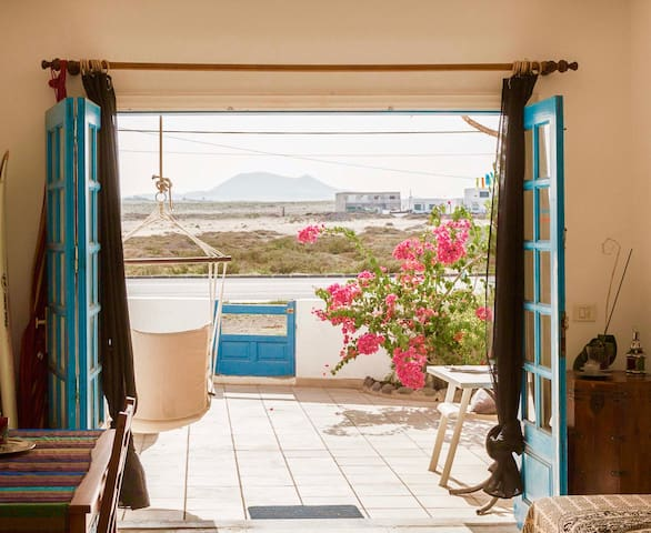 Sea la Vie, Cozy & Central - Caleta de Famara - Byt