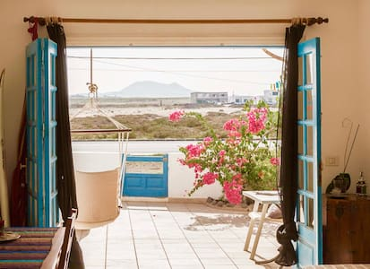 Sea la Vie, Cozy & Central - Caleta de Famara - 公寓