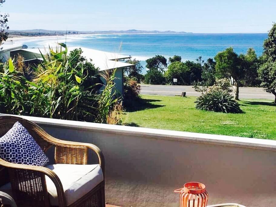 Bonny Hills Surf Club Restaurant