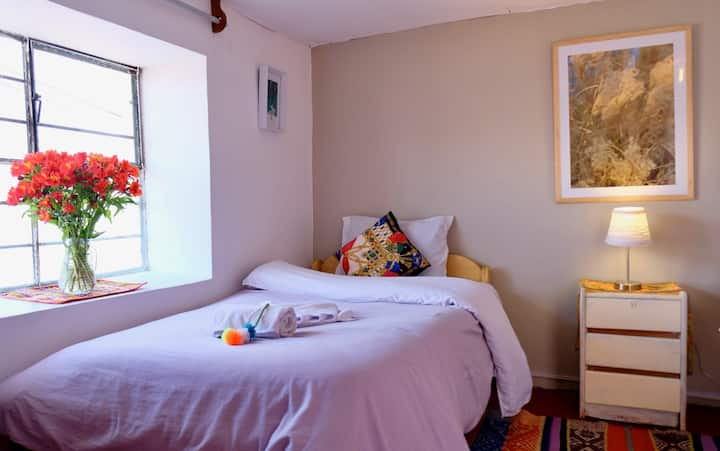 Large and Comfortable Twin Room TERRIFIC VIEWS