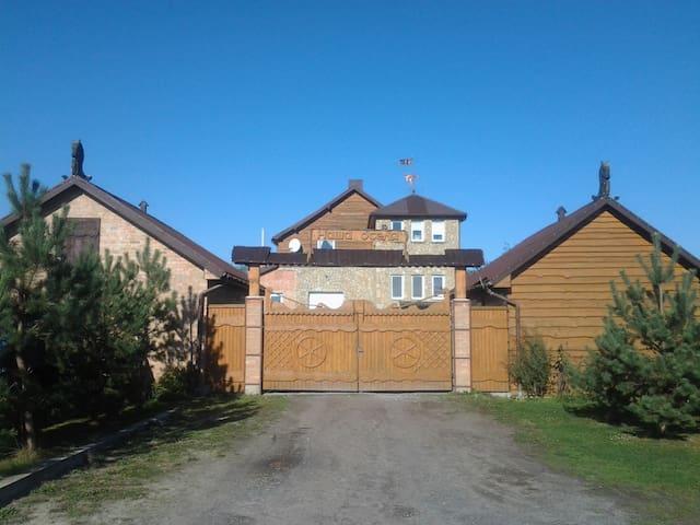 Наша оселя - L'viv - Natur lodge