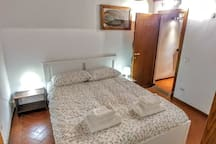 Bedroom 2, with king size bed