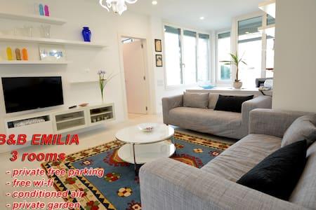 B&B EMILIA - BLUE ROOM - CANAL VIEW - Mira - Bed & Breakfast