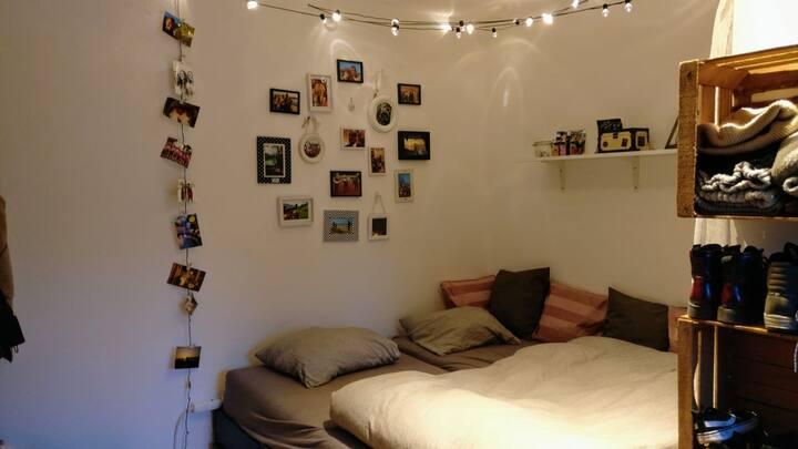 WG Zimmer im Winter
