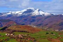 Monte Mendaur (1131m)