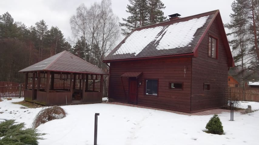 Nice private home in quiet place - Garkalne - House