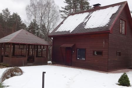 Nice private home in quiet place - Garkalne