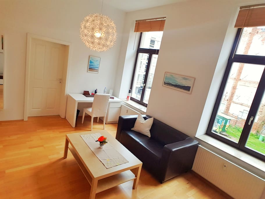 Appartement confortable et moderne pr s de la gare - Appartement moderne confortable douillet ...