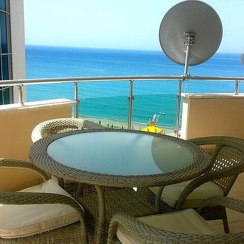 Apartment 2+1 Alanya the sea 50m - Alanya - Apartemen
