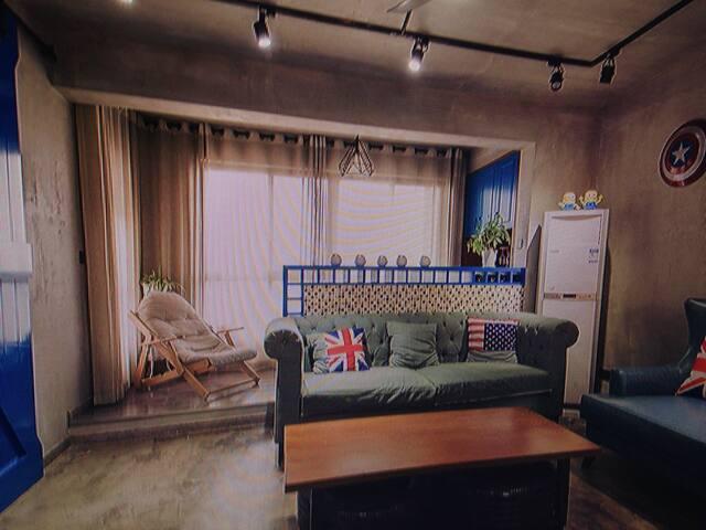 Two bedroom landscape - 无锡市 - Hus
