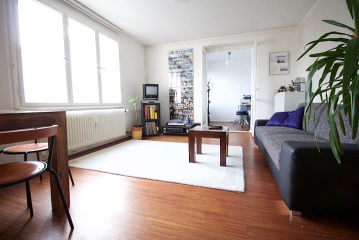Helle & stilvolle Wohnung für Zwei - Berlin - Lägenhet