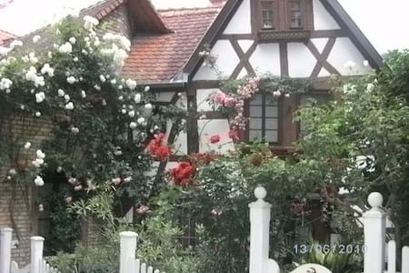 Weinheimer Hexenhaus - Weinheim