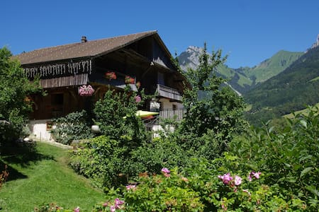 Chalet savoyard traditionnel - ENTREMONT - 獨棟