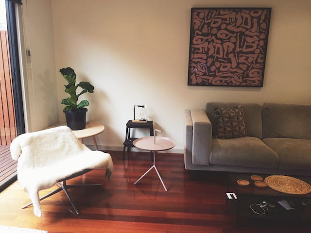 Boutique room brilliantly located - Ascot Vale - House