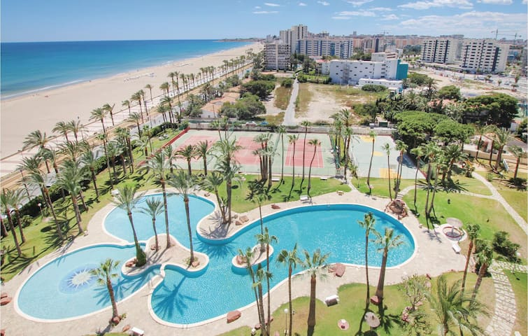 Holiday apartment with 3 bedrooms on 91m² in El Campello