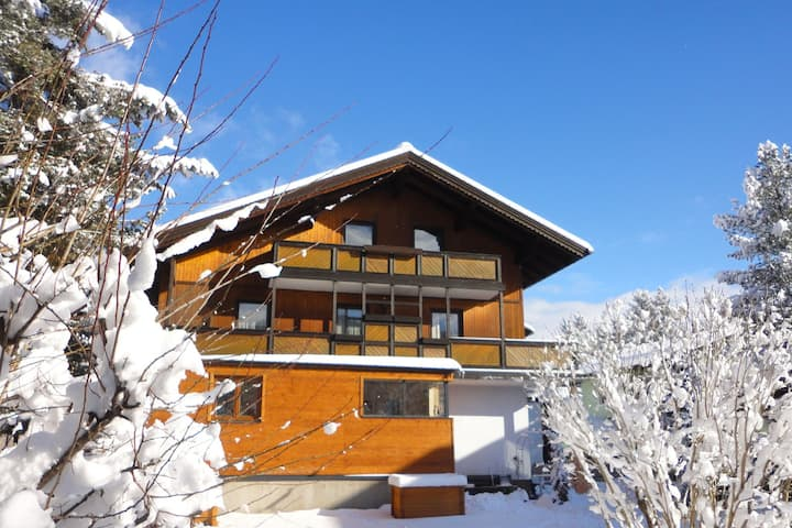 Contemporary Apartment in Altenmarkt im Pongau near Ski Area