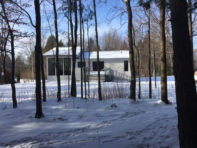 The Modern Farm House - Bromont - Casa