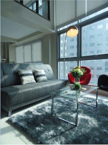 Luxurious 2 Bedroom Loft - Ciudad Quezón - Loft