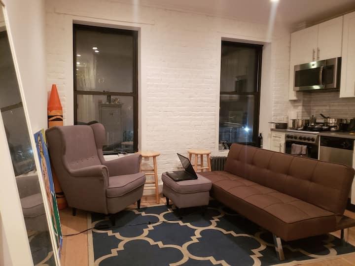 Habitación Privada en el Centro de Manhattan!