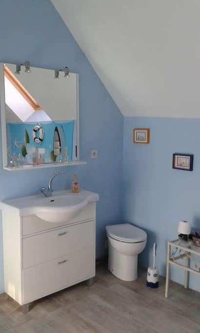 maison ancien corps de ferme r nov houses for rent in. Black Bedroom Furniture Sets. Home Design Ideas
