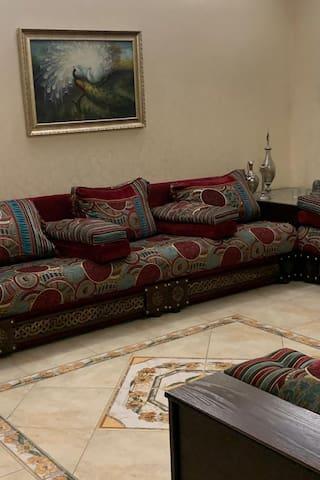 An apartment for rent شقة متميزة للايجار