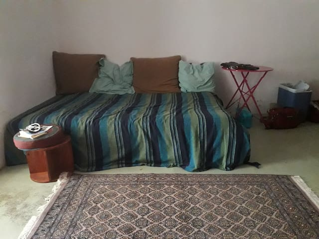 Chambre sur le jardin...bucolique !!