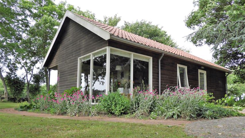 Vakantiehuis Wildemansheerd dichtbij 't Roegwold.