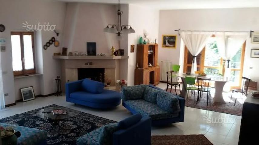 Single/double room2 in campagna - Vinchiaturo - Daire