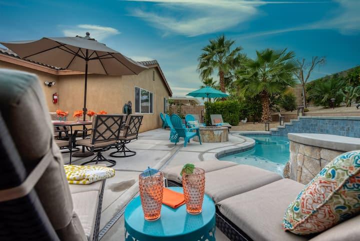 Hotel California in Terra Lago w/Pool and Spa