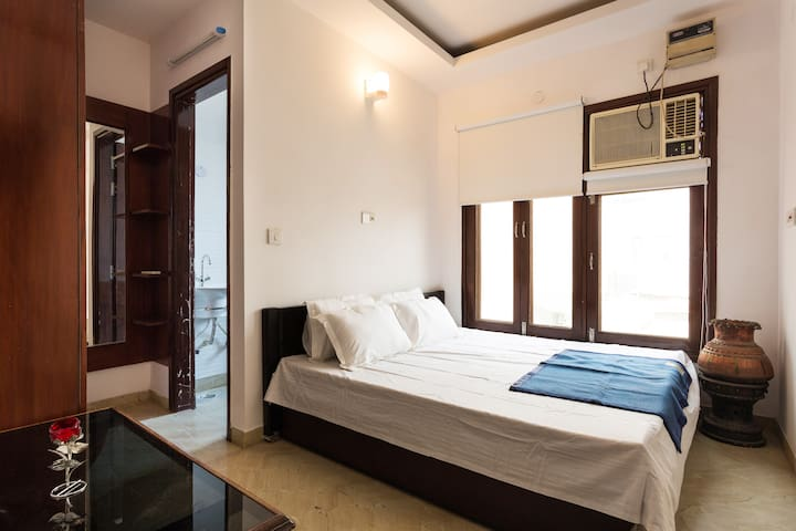 Home away from home - New Delhi - Apartemen